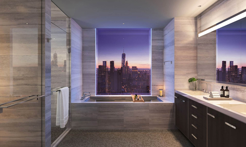 18-One-Manhattan-Square-Bathroom