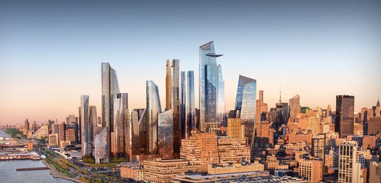 Hudson Yards, the city within the City