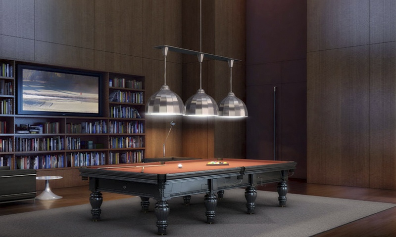 432-Park-Avenue-Billiards Room