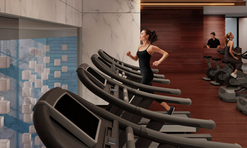 ONE57-tower-new-york-Gym