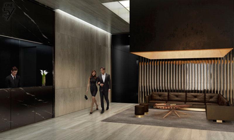 ONE57-tower-new-york-Lobby