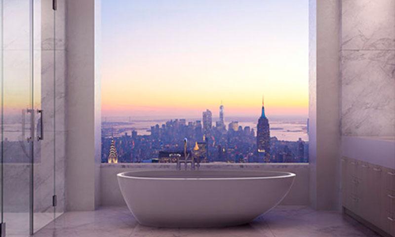 ONE57-tower-new-york-bathroom