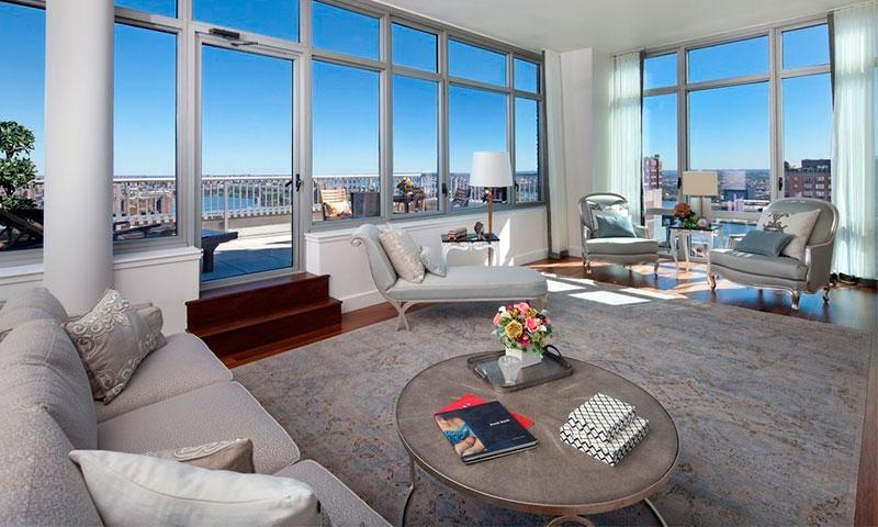 Azure-Living-Room
