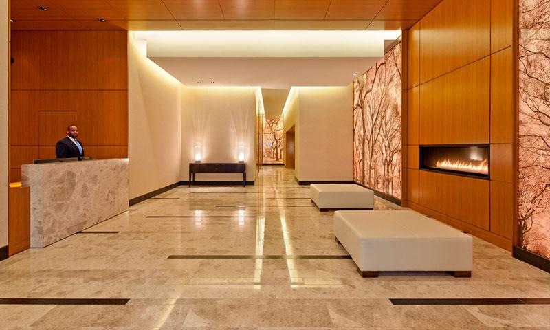 Azure-Lobby