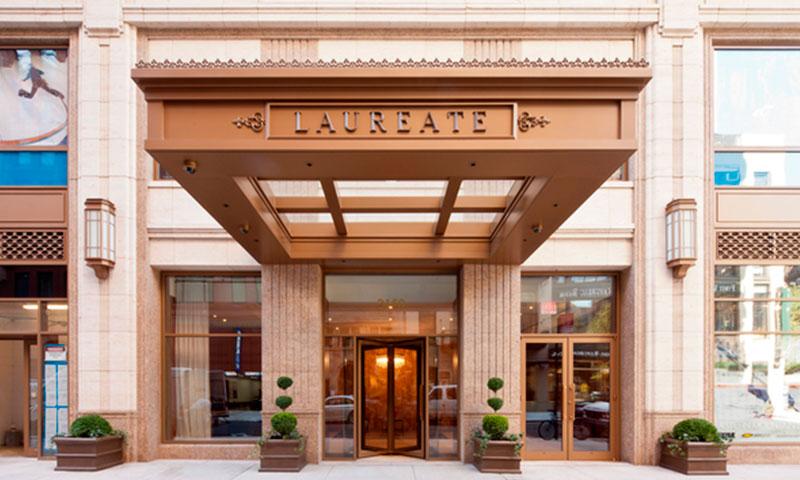 The-Laureate-Entrance