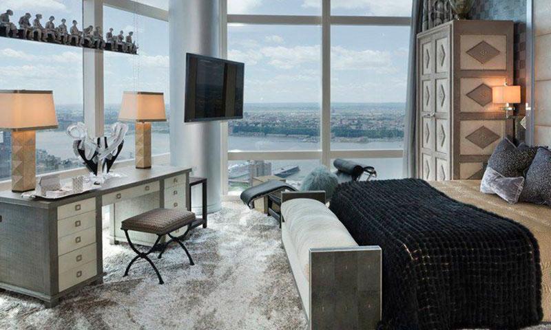 Time-Warner-Center-Bedroom