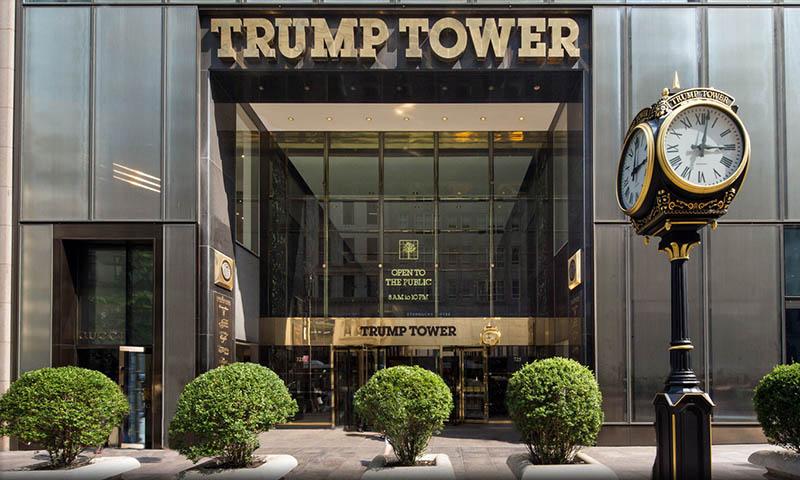 Trump-Tower-Entrance
