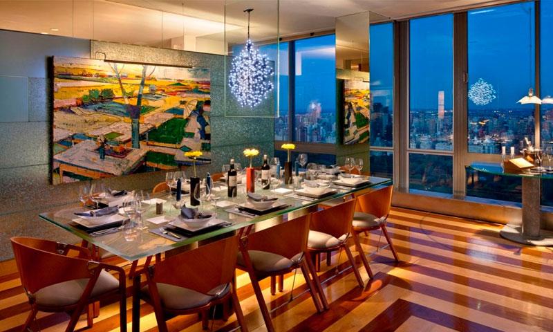 Milenium-Tower-Dining