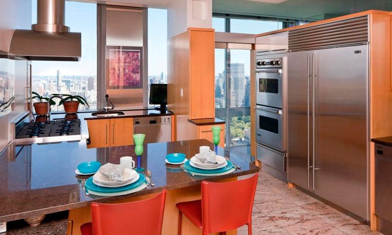 Milenium-Tower-Kitchen