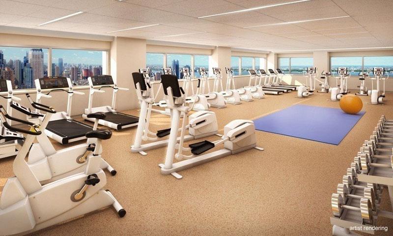 The-Setai-Gym