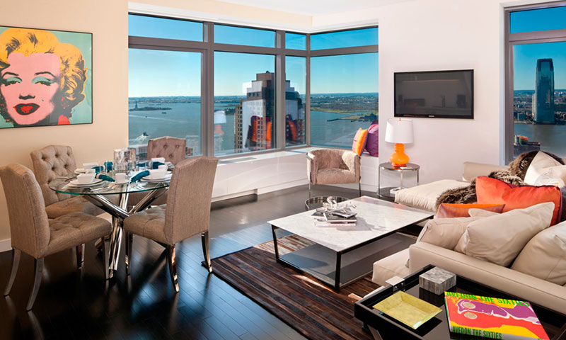 W-New-York-Downtown-Dining-Living