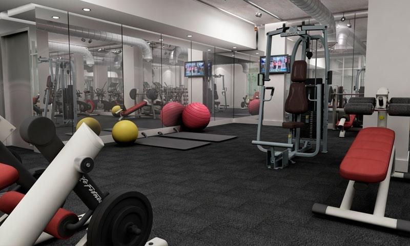 160-East-22nd-Street-Gym