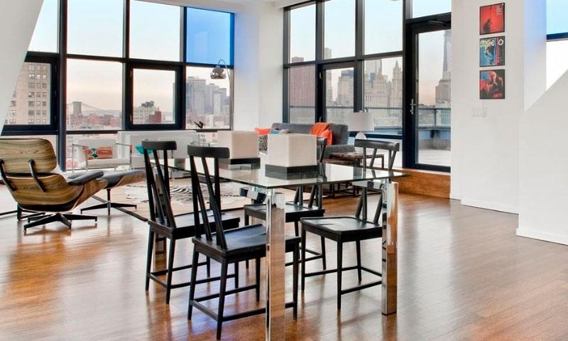 Blue-Condominium-Dining
