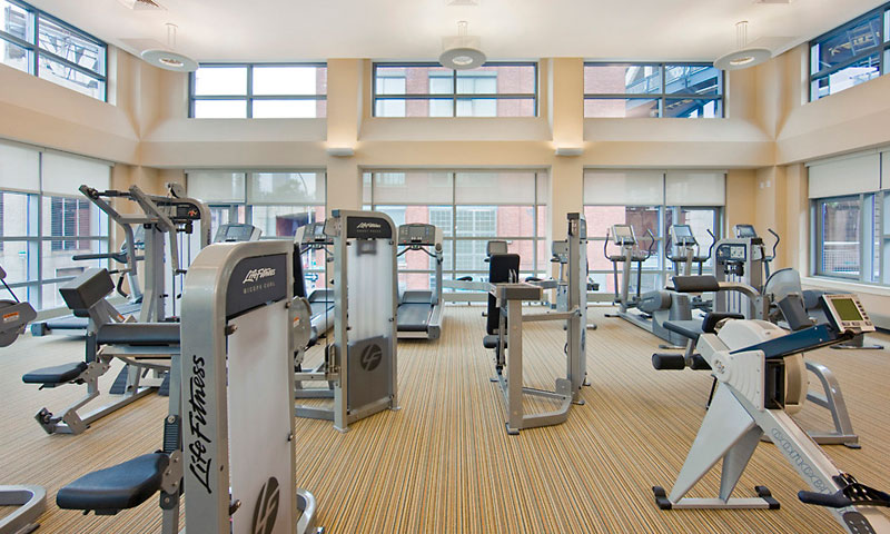 J-Condominiums-Gym
