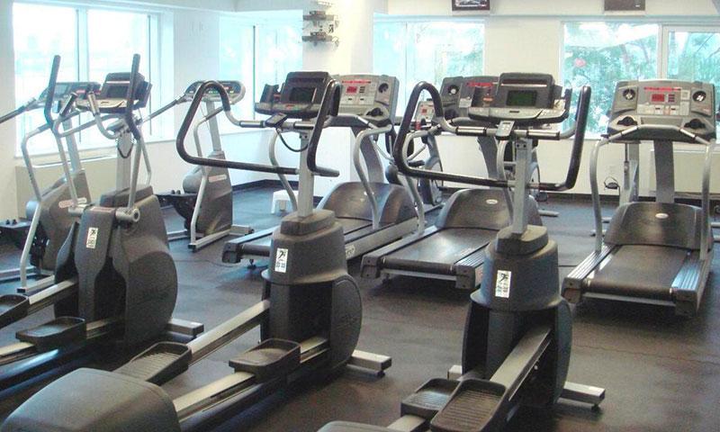 Schaefer-Landing-Gym