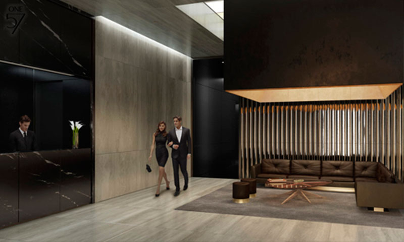 ONE57-tower-new-york-Lobby