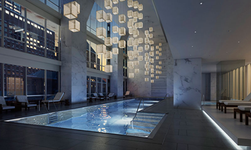 ONE57-tower-new-york-Pool