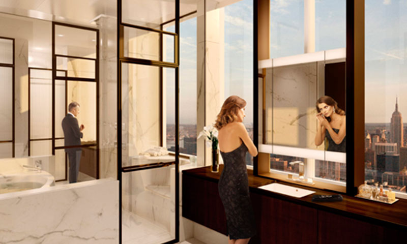ONE57-tower-new-york-bathroom-