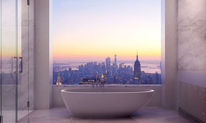 ONE57-tower-new-york-bathroom