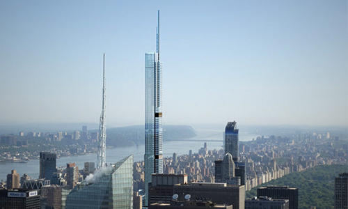 Central Park Tower-View-2