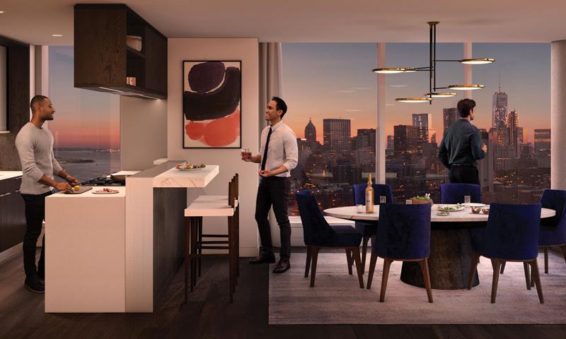 20-One-Manhattan-Square-Interiors