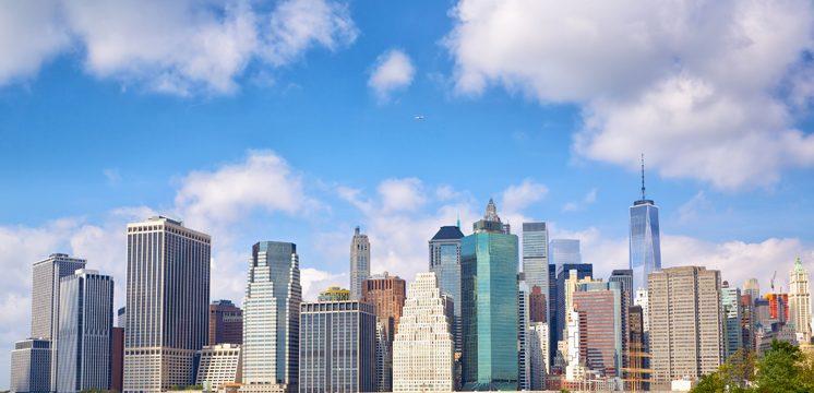 Reporte de Contratos firmados en Manhattan