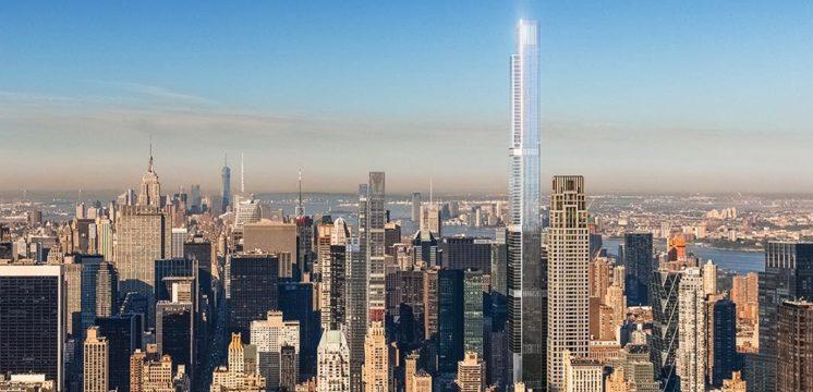 Central Park Tower: el rascacielos más alto en América