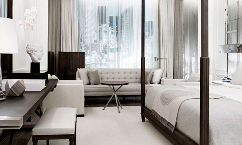 Baccarat-hotel-nyc-Bedroom