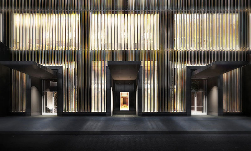 Baccarat-hotel-nyc-entrance-