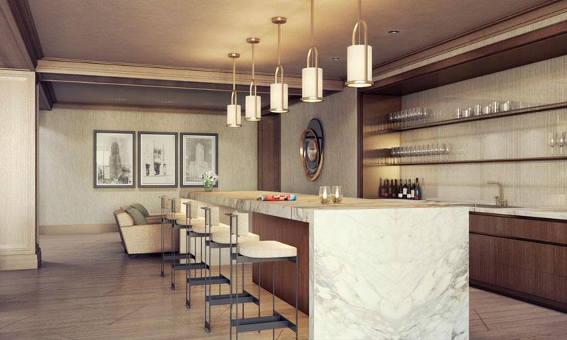 Ralph-Walker-Tribeca-at-100-Barclay-Bar