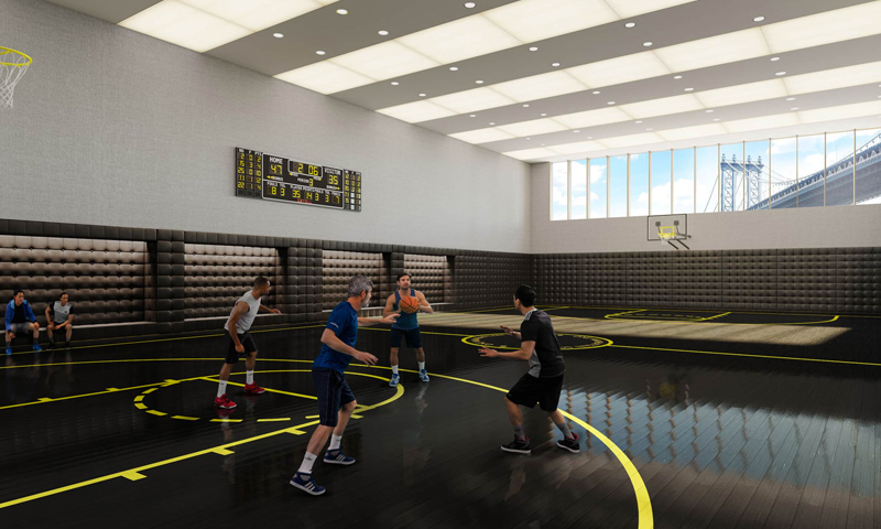14-One-Manhattan-Square-Basketball-Court